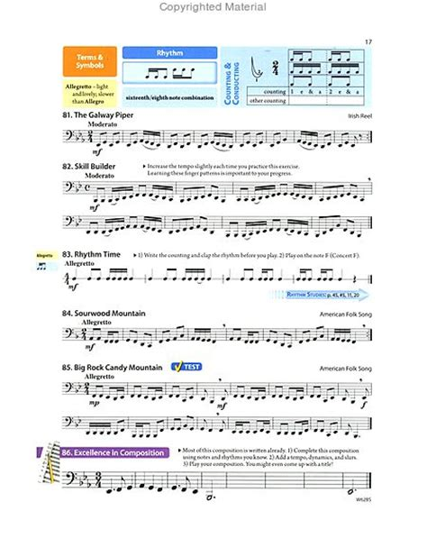 Products Tradition Of Excellence Book 2 Bb Tuba