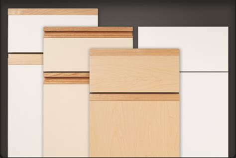 Melamine Cabinet Doors New Contemporary Melamine Doors Drawer Fronts Walzcraft