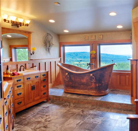 arts and crafts bathroom alaska home architecture design bathrooms an arts