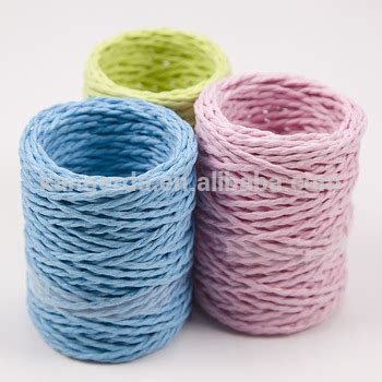 twisted craft paper craft paper twisted twine rope buy paper rope product on