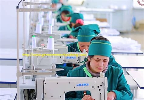 duties of sewing machine operator in apparel industry
