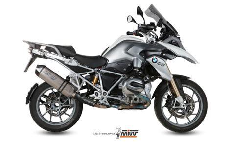 Motorrad Auspuffanlagen Test by Motorrad Auspuffanlagen Mivv