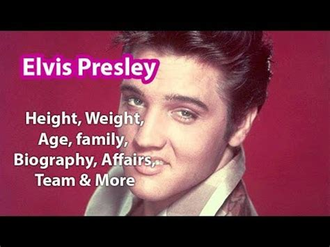 elvis presley biography movie youtube elvis presley height age biography family marriage