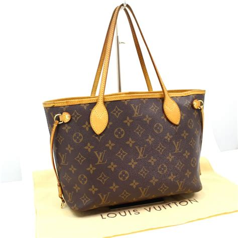 authentic louis vuitton monogram neverfull pm tote