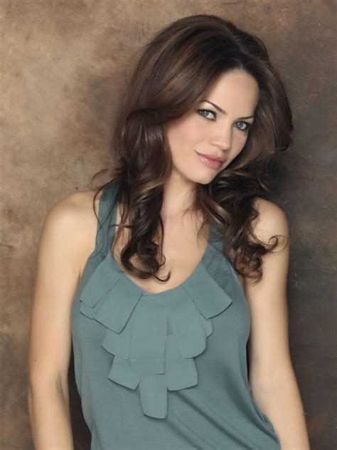 what style hair does rebecca herbst long layers for medium length hair style pinterest