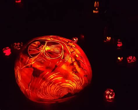 the best halloween pumpkin carving weve ever seen photos 14 best edward cabral s jack o lanterns images on