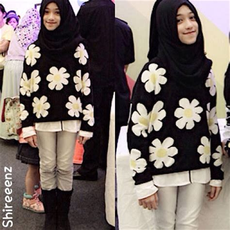 tutorial hijab pashmina ala shirin al athrus imelfirdhauz s hijab style ala sukainah shirin al athrus
