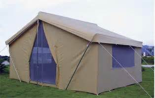 Canvas Canopy Tent by Canvas Tent Canvas Tents By Tents