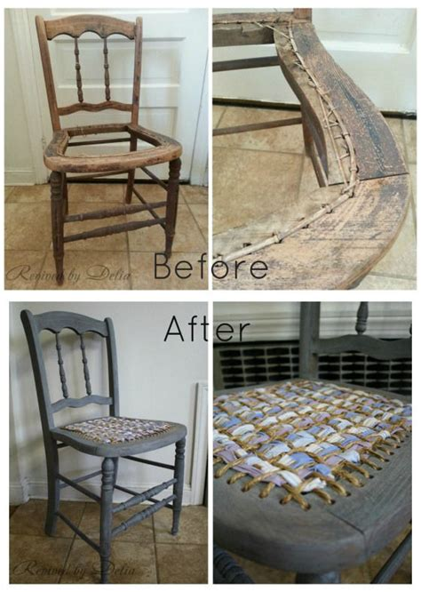How To Recane A Chair by 1000 Ideas About Chair Seat Covers On Dining