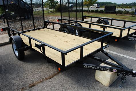 Utility Trailer Flooring 5 x 10 utility trailers rpm trailer sales