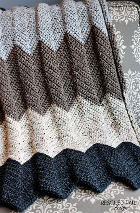 neutral ripple afghan allfreecrochetafghanpatterns com neutral chevron crochet blanket pattern chevron crochet