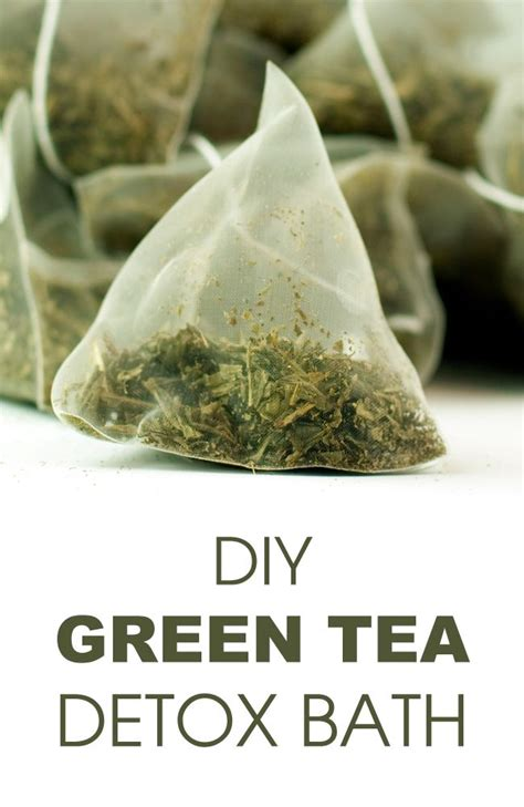 Make Your Own Detox by Best 25 Green Tea Bath Ideas On Add To Array