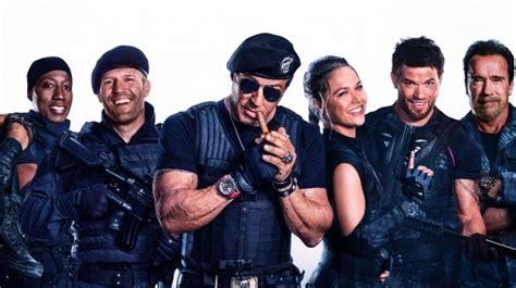 film serie americain expendables 3 le film fait un flop au box office