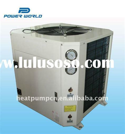 Water Heater Climatic high cop air source heat water heater with solar