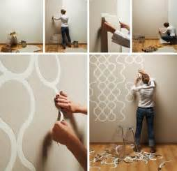 diy home interior design ideas let er rip cool new home wallpaper for diy room decor