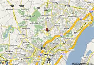 map of best western brandywine valley inn wilmington