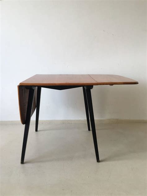 ercol drop leaf dining table 1960s for sale at 1stdibs