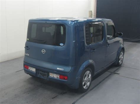 nissan cube interior roof nissan cube 15m premium interior 2005 used for sale