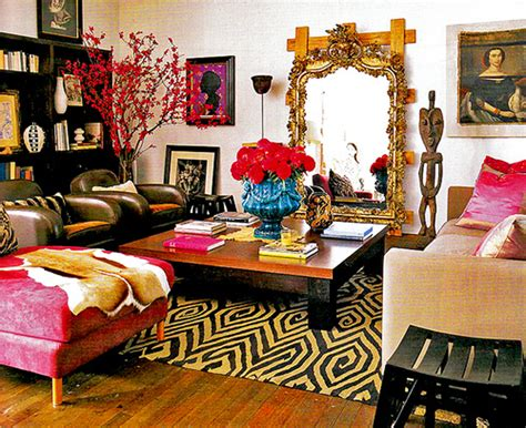 Bohemian Room Decor Eclectic Bohemian Decor Feng Shui Interior Design The Tao Of