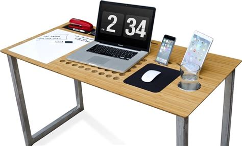 Slate Pro Desk by New Slatepro Techdesk Se Comes Equipped With Built In