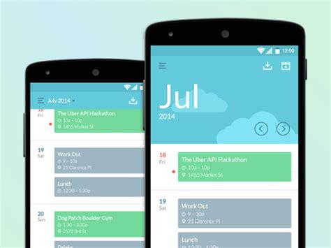 material design calendar jquery material design calendar