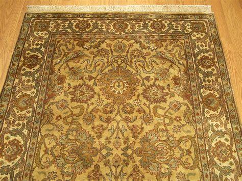 4x6 wool rug 4x6 handmade agra wool rug 1035