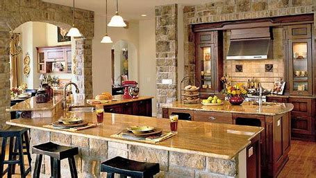 stone kitchen ideas kitchen wall decorating ideas interior design