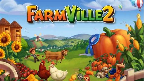 FarmVille 2 disponibile su Zynga Online e Facebook | TechArena Zynga Games Farmville 2 Facebook