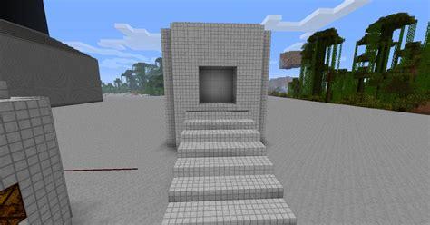 Minecraft Door by Minecraft 3x3 Piston Door Schematic Images
