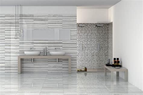 idees originales pour carrelage de salle de bain moderne