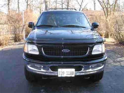 Expedition E6339 Black Edition purchase used 1998 ford expedition eddie bauer all black edition great condition in worth