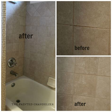 cleaning bathroom walls before painting how to clean tile grout with the steammachine homeright