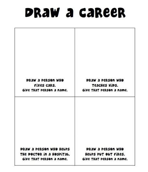 printable career quiz pictures printable career assessment for teens