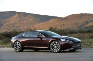 Aston Martin Rapide Reviews 2017 Aston Martin Rapide Review Ratings Specs Prices