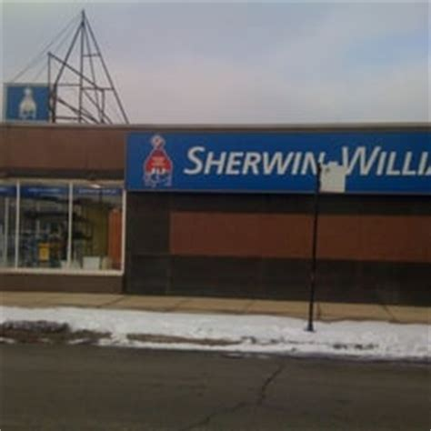 sherwin williams paint store chicago il sherwin williams paint store building supplies yelp