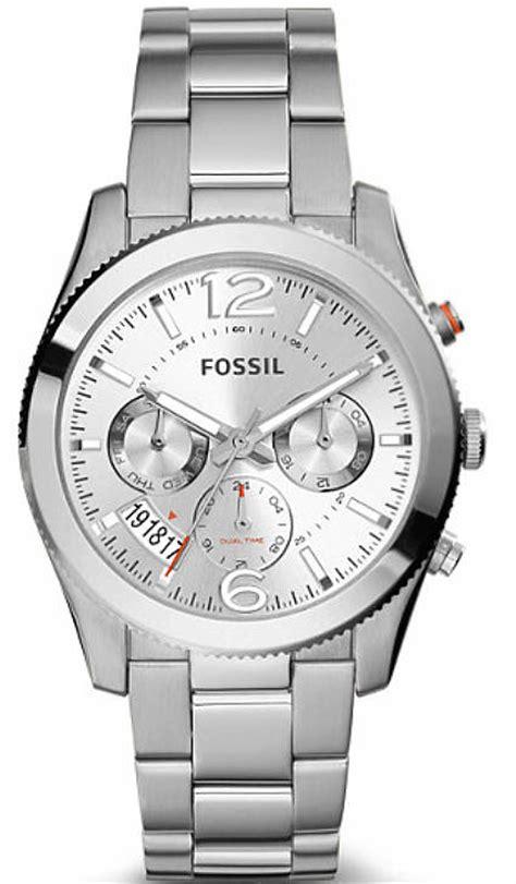 fossil es3883 multifunction silver s fossil boyfriend multifunction es3883