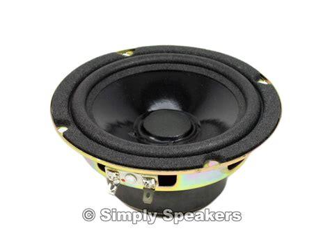Loudspeaker Jbl jbl factory speaker replacement woofer 5 quot 4 ohms 1 pro iii c1003
