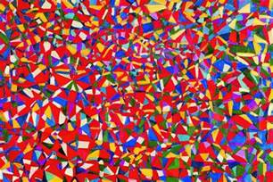 The Great Big Home And Garden Show by Fahrelnissa Zeid Exhibition Review A Wonderful Abstract