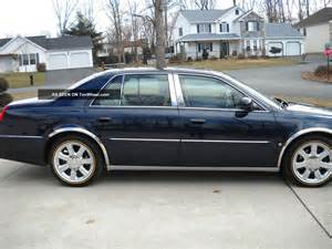 Cadillac Dts 2006 2006 Cadillac Dts Luxury Package Ii
