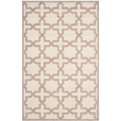 beige area rugs home depot safavieh braided beige brown 8 ft x 10 ft oval area rug