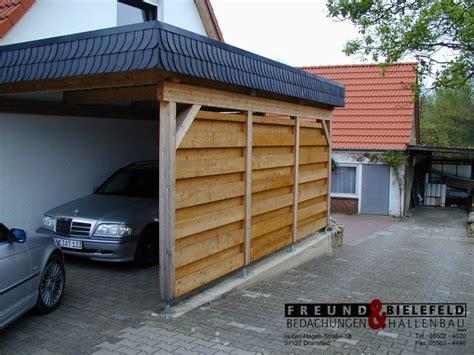 Carport Welches Holz by Solartechnik Dachdecker Hallen Freund Bielefeld