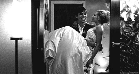 film mladozenja ashton kutcher wedding gif find share on giphy