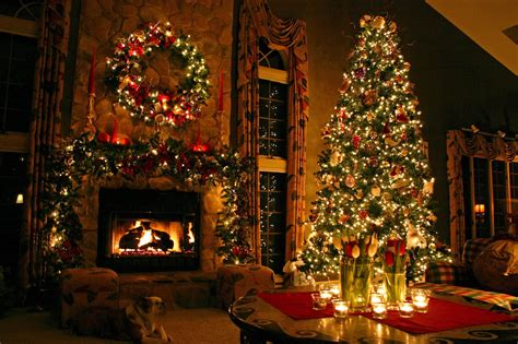 christmas tree hd wallpaper hd wallpapers blog