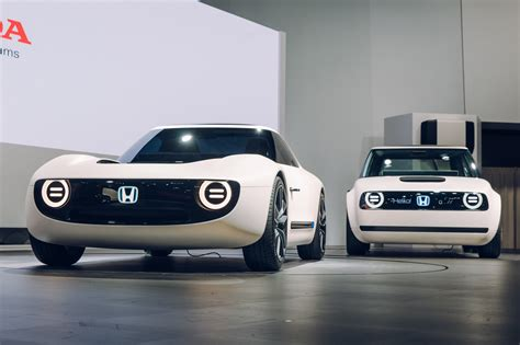 All Sports Honda by Honda Reboots The Classic 60s Sports Car With Its Ev