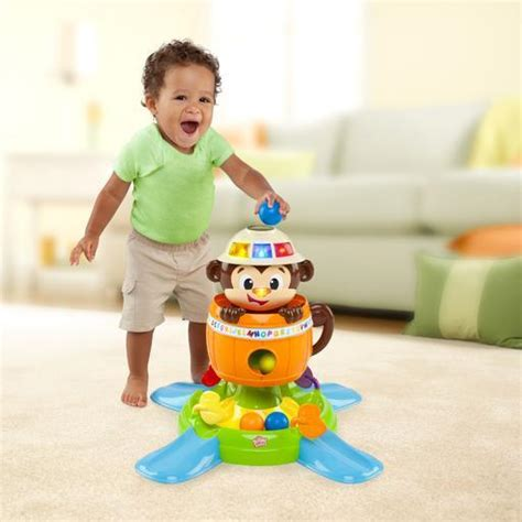 Bright Starts Hide And Spin Monkey bright starts hide and spin monkey co uk baby