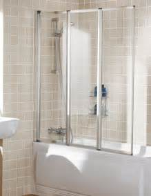 Bath Shower Screens Lakes Classic Framed Panel Bath Shower Screen