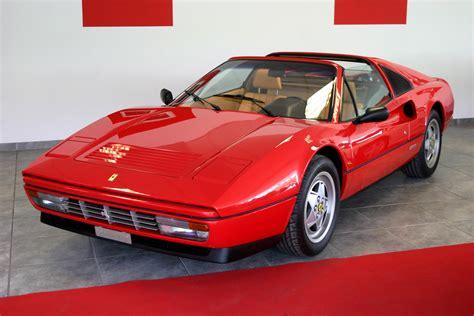 Ferrari Gts 328 by Ferrari 328 Gts Free Car Wallpapers Hd