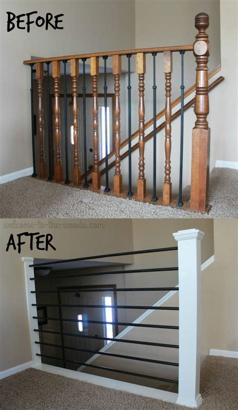 home depot stair railings interior outdoor stair railing home depot ideas wrought iron interior with wood trim metal handrail
