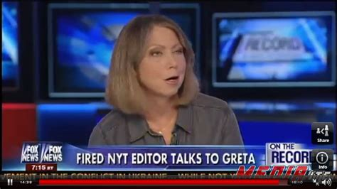 Fired For Criminal Record Fired Nyt Editor Blasts Obama Administration For