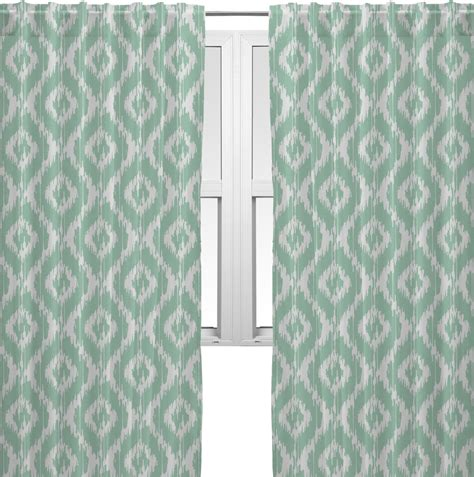 Monogram Window Curtains Monogram Curtains 40 Quot X54 Quot Panels Lined 2 Panels Per Set Personalized Youcustomizeit